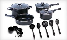 Euro-Home Nonstick Cookware Set