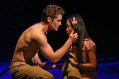 likes the Asian girls, well, at least in musicals ;) no objections here.something to [verb] on: Matthew Morrison Sexy and Shirtless Broadway Theatre, Musical Theatre, Broadway Shows, Broadway Plays, Matthew Morrison, Famous Musicals, Miss Saigon, Famous Movies, South Pacific