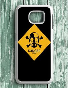 Breaking Bad Danger Toxic Samsung Galaxy S7 Edge Case