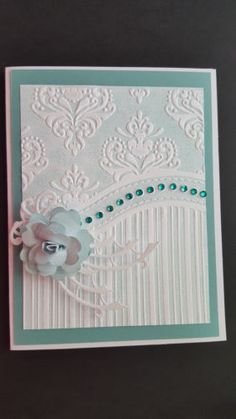 NEW-All-Occasion-Embossing-Folder-and-Stamp-Set-EFOB0014-That-Folder