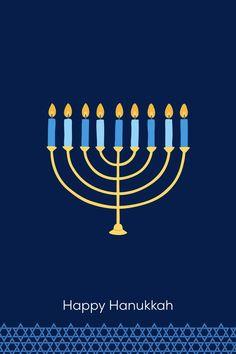 Happy Hanukkah.  #madewithover #Hanukkah