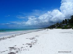 Playa de Matemwe, Zanzíbar, Tanzania