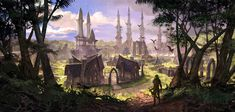freshfoam: Elder Scrolls Online Concept Art - 資料置き場