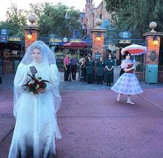 Disney Character Costume Haunted Mansion Ghosts Come To Life