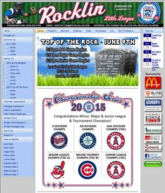 Rocklin Little League