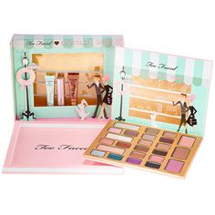 $58  Too Faced's palette is Christmastime-specific, but we'll take cocoa-scented eye shadows any day of the year. Including a deluxe-sized Better Than Sex Mascara, Shadow Insurance Primer, Luminizer Highlighter, Chocolate Soleil Bronzer, and Melted Chocolate Liquefied Long Wear Lipstick, it's well worth just shy of $60 the splurge!  More: The Best Beauty Buys for Holiday 2016