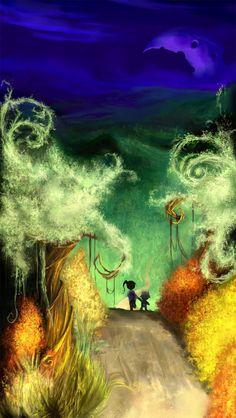 'The Magic Path' by Cyril Rolando