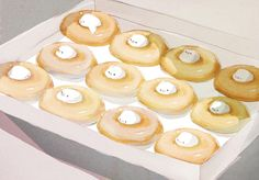 Donuts ~ cute chicks