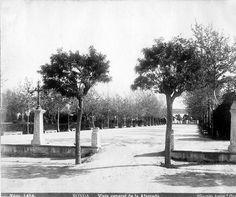 Generación del 27. Jose Mª Hinojosa, Baltasar Peña, Manuel Altolaguirre y Luis Cernuda viajan de excursión a Ronda (Málaga) en 1928, visitando los lugares más representativos de la ciudad.