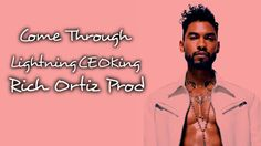 """Miguel - Come Through  """"Type Beat"""""""