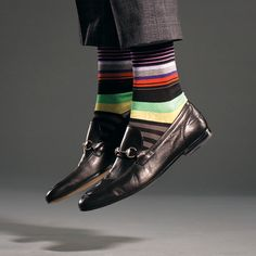 Make no mistake, a great pair of socks can really lift your spirits. Sockscribe.me