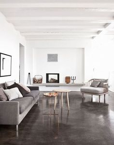 Concrete Floors Done Right