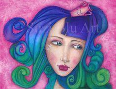 Acuario - Suzi Blu