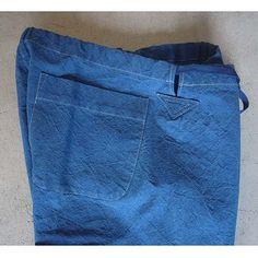 stitching on dosa judo pants