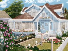 iLoveSARAmoonKIDS — msqsimscreations: This house features Lotes The Sims 4, Sims Four, Sims Cc, Sims 4 House Plans, Sims 4 House Building, Sims Freeplay Houses, Sims 4 Houses, Sims 4 Challenges, Muebles Sims 4 Cc