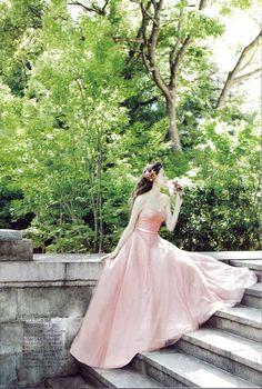 25ans ウエディング ドレス(2013.07.22) BTNV162 #NOVARESE #25ans #wedding #bookinbook #colordress