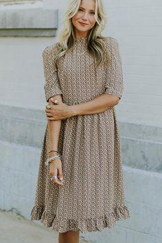 Ayana Floral Dress | #ROOLEE