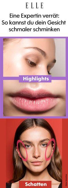 Du bist unzufrieden mit deiner Gesichtsform und möchtest dein Gesicht schmaler schminken? Wir verraten euch die besten Tipps von Maskenbildnerin, Modedesignerin und Stylistin Lori Leib, mit denen du dein Gesicht mit nur wenigen Handgriffen schmaler wirken lassen kannst.