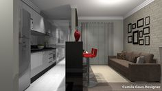 Decor: Cozinhas americanas - Você precisa decorVocê precisa decor