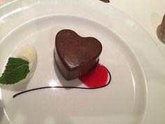 Heart, Dessert, Cake, Mousse, Love, Food