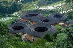 Roundhouses of the Hakka