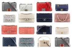 The Entire Chanel Cruise 2014 Bag Collection, Which One Is On Your Wish List?