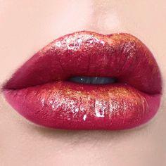 "1,975 Likes, 11 Comments - Viktor Peters (@viktorpeters) on Instagram: ""CHROMANCE • Product breakdown using all @maccosmetics : Prep + Prime Lip • Lipstick in All Fired Up…"""
