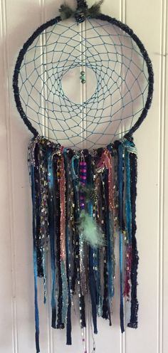 lovemyartfarm.etsy.com #dreamcatchers #handmade #recycled