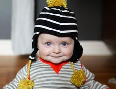 TRUE BIAS: UP-CYCLED kids winter hat - easy sewing project, fun diy gift