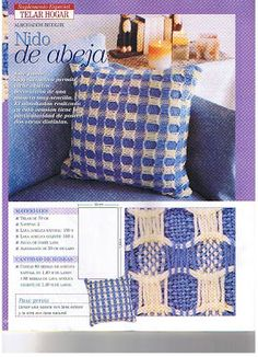 Angel Telar: TELAR HOGAR Textiles, Weaving Art, Rug Hooking, Lana, Innovation, Tapestry, Throw Pillows, Traditional, Boho