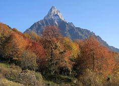 Il territorio - Parco dell'Adamello - Comunità Montana di Valle Camonica