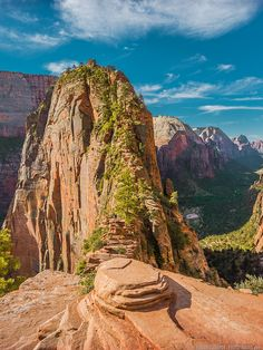 Angels Landing Hiking Trail (Utah)