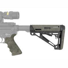 AR-15/M-16 Kit - Ghillie Green Rubber