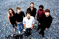 Never hear of them, you say? Go. Listen to them now. | Hey Rosetta!