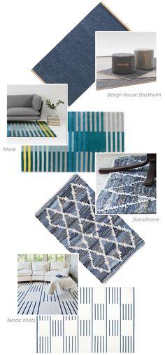 May rug edit from Skandihome - Scandinavian living and home inspiration and lifestyle blog