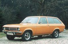 Opel Ascona Voyager