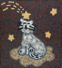 rug hooking | hour class recommended: $25. Materials Fee: $10