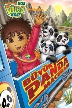 Kos Diego Kos: Buyuk Panda Macerasi - 2015 - DVDRip Film Afis Movie Poster
