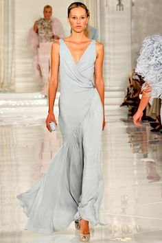 Ralph Lauren Spring 2012 RTW Collection