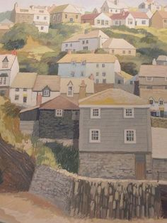 Buy online, view images and see past prices for John Stops - A hillside village -. Invaluable is the world's largest marketplace for art, antiques, and collectibles. Hillside Village, Port Isaac, Antique Auctions, Isle Of Wight, View Image, Worlds Largest, Past, Fine Art, Gallery