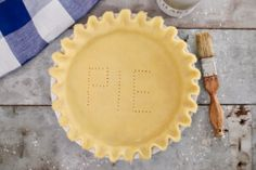 Learn How to Make Pie Crust from my step-by-step pie crust recipe so you'll have the best-ever pies this holiday season or anytime of year! Mug Recipes, Baking Recipes, Dessert Recipes, Recipies, Dairy Recipes, Fall Recipes, Sweet Recipes, Delicious Desserts, Healthy Recipes