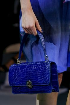 Giorgio Armani Ready To Wear Spring 2014