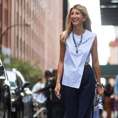 NET-A-PORTER's Vice President of Global Buying @SarahRutson  #NYFW