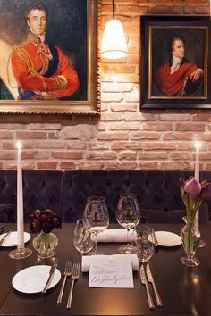 #restaurant #paintings #jacquesgarcia #designer #details