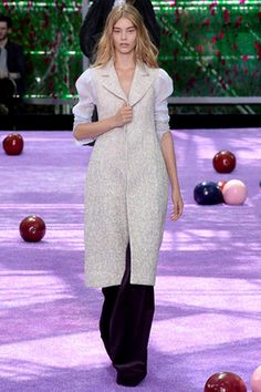 Christian Dior Fall 2015 Couture Fashion Show: Complete Collection - Style.com