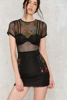Factory Capri Knit Dress