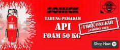 Harga Pemadam Api Foam Sonick 50 kg alat pemadam api jenis Foam AFFF bersifat Kondukstif (Penghantar Listrik) dan tidak dapat dipakai untuk memadamkan api kelas C yakni kelistrikkan. Office: Jl. Pondok Kelapa Raya Blok G1 No.4A Jakarta Timur 13450. Telp : 021 – 99001454 Fax : 021 – 4801163 HP : 081-2222 91986 Email : pujianto@tabungpemadamapi.com