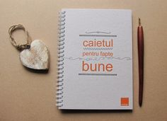 letterpress notebook