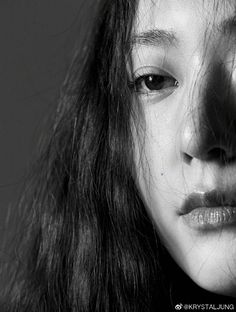My Kind Of Love, Krystal Jung, Beautiful Goddess, Aesthetic Collage, Perfect Body, Korean Girl Groups, Kpop Girls, My Girl, Black And White