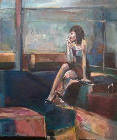 Smoking woman Painters, Smoking, Pin Up, Woman, Artist, Pinup, Tobacco Smoking, Smoke, Artists